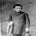 חיים וויצמן כנער בן 13 לערך ( ת. מ. 1887) .-PHG-1015789.png