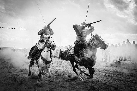 ألعاب الفنتازيا و الفروسية من الشرق الجزائري 3.jpg