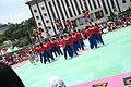 啦啦隊比賽相當盛行的世新(新聞系啦啦隊) - panoramio.jpg