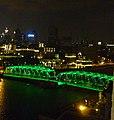 外白渡桥, Wàibáidù Qiáo - panoramio.jpg