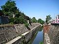 尚德门外护城河 City Wall and Moat under blue sky - panoramio.jpg