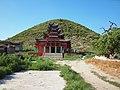 山下的寺院 - Temple at the Foot of Shuangheer Hill - 2011.07 - panoramio.jpg