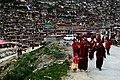 放学路上1-爵士鼓手 - panoramio.jpg
