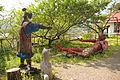 桃太郎神社 - Aichi, Inuyama, Momotaro shrine (14809775444).jpg