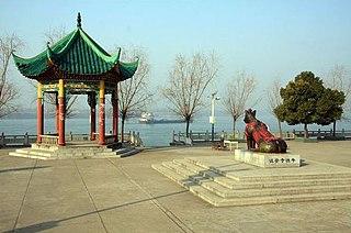 Jiangling County County in Hubei, Peoples Republic of China