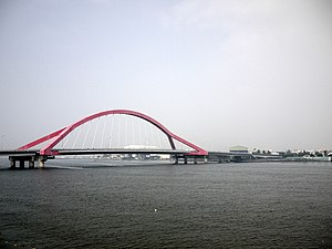 Donggang, Pingtung - Jinde Bridge