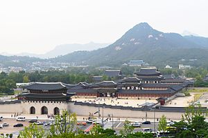 Seoul - Gyeongbokgung Palace