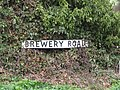 -2019-02-20 Street name sign, Brewery Road, Trunch.JPG
