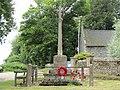 -2020-06-09 The War memorial, Cromer Road, Metton, Norfolk (2).JPG