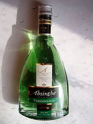 English: Absinthe