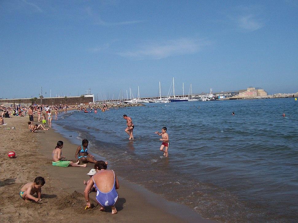 Praia da Barceloneta