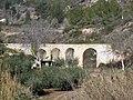 05 Pont de les Femades (aqüeducte romà), al Pont d'Armentera.jpg