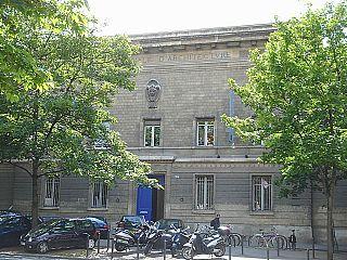 École Spéciale dArchitecture architecture school