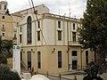 097 Ajuntament de Caldes d'Estrac, des de la Santema.JPG