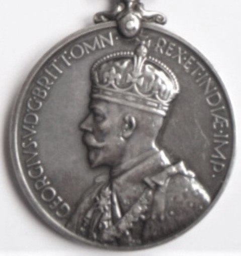 1. Military Medal Obverse 1930-37