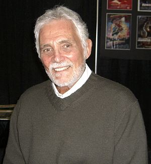 David Hedison - Hedison at the Big Apple Convention, 2009