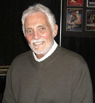 David Hedison - Hedison at the Big Apple Convention, 2009