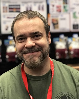 Nelson DeCastro - DeCastro at the New York Comic Con
