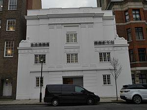 Duchess Street, London - Thomas Hope's house, 10 Duchess Street, London