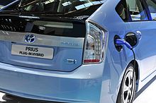 Besides A Us 2 500 Federal Tax Credit The Toyota Prius Plug In Hybrid Is Eligible For Rebate California Depending On Income