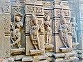 11th 12th century Suryanarayana Temple, Kalgi, Karnataka India - 66.jpg