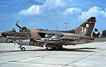 124th Tactical Fighter Squadron A-7D Corsair II 71-0317.jpg