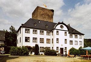 Langenau Castle - The castle in 2009
