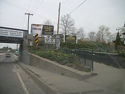 12 foot 9 railroad bridge over NY 112.JPG