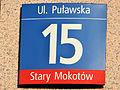 15, Puławska Street in Warsaw - 01.jpg