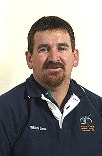 Scott Goodman (coach) Australian athletics coach