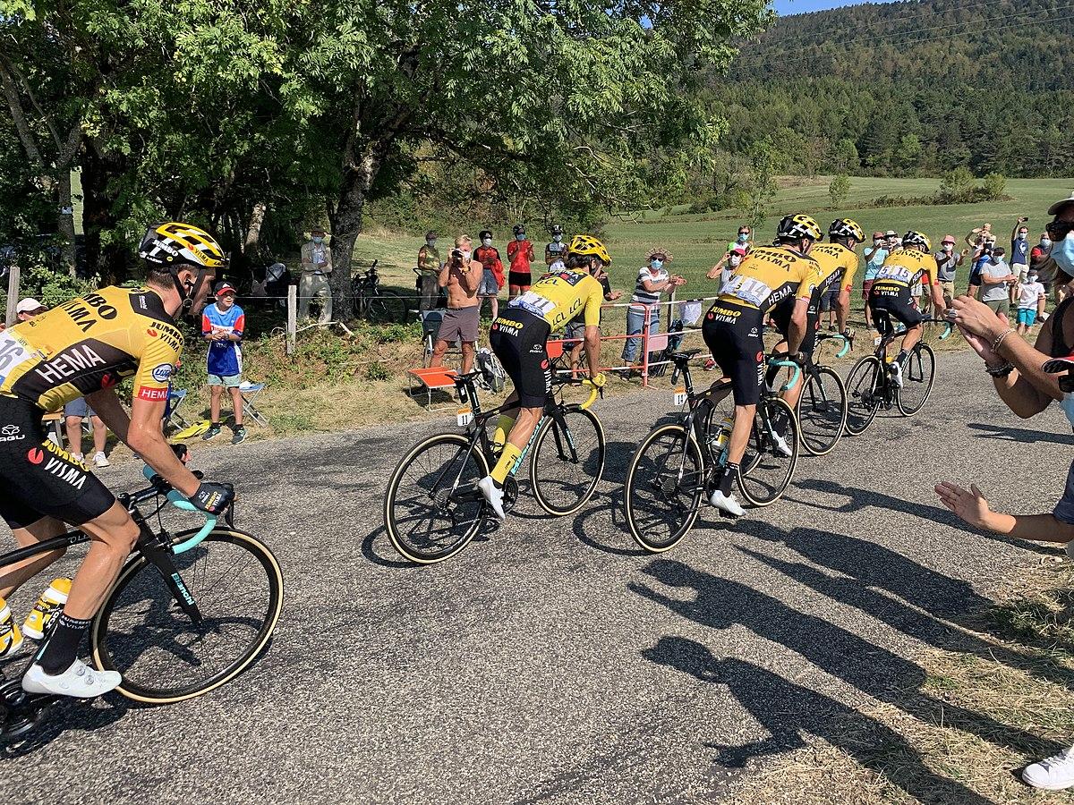 15. etappe av Tour de France 2020 - Wikipedia