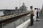 15th MEU Marines man the rails aboard the USS Anchorage 150511-M-TJ275-006.jpg