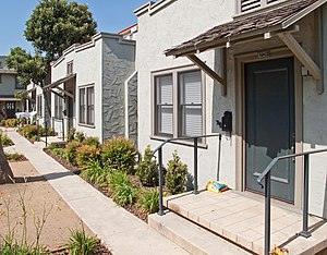 Southwest Los Feliz bungalow listed in the NRHP
