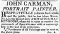 1814 JohnCarman artist BoylstonMarket BostonDailyAdvertiser Jan1.png