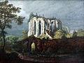 1822 Blechen Klosterruine Oybin anagoria.JPG
