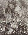 1845, Historia de Cabrera y de la guerra civil en Aragón, Valencia y Murcia, Defensa heróica de Albocacer (cropped).jpg