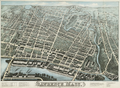 Map of Lawrence, 1876