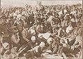 1920. Штаб Повстанческой Армии и комсостав обсуждает проект разгрома врангелевцев, Старобельск.jpg