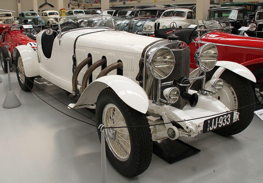 1929 Mercedes Benz 38-250 SS (31468372670)