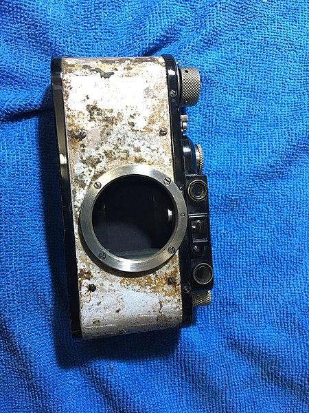 1932 Leica II D CLa