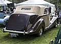 1948 Rolls-Royce Silver Wraith by Gurney Nutting, rear right at Greenwich 2018.jpg