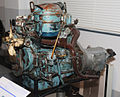 1957 Nissan Model C engine left.jpg