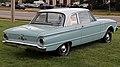1961 Ford Falcon 2-dr sedan, rear right.jpg