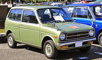 Honda Life - Honda Life 3-door Van / Wagon