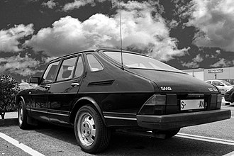 Saab 900 - 1979 5-door hatchback (pre-facelift)