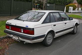 Ford Telstar - 1983–1985 Ford Telstar TX5 (AR) Ghia hatchback