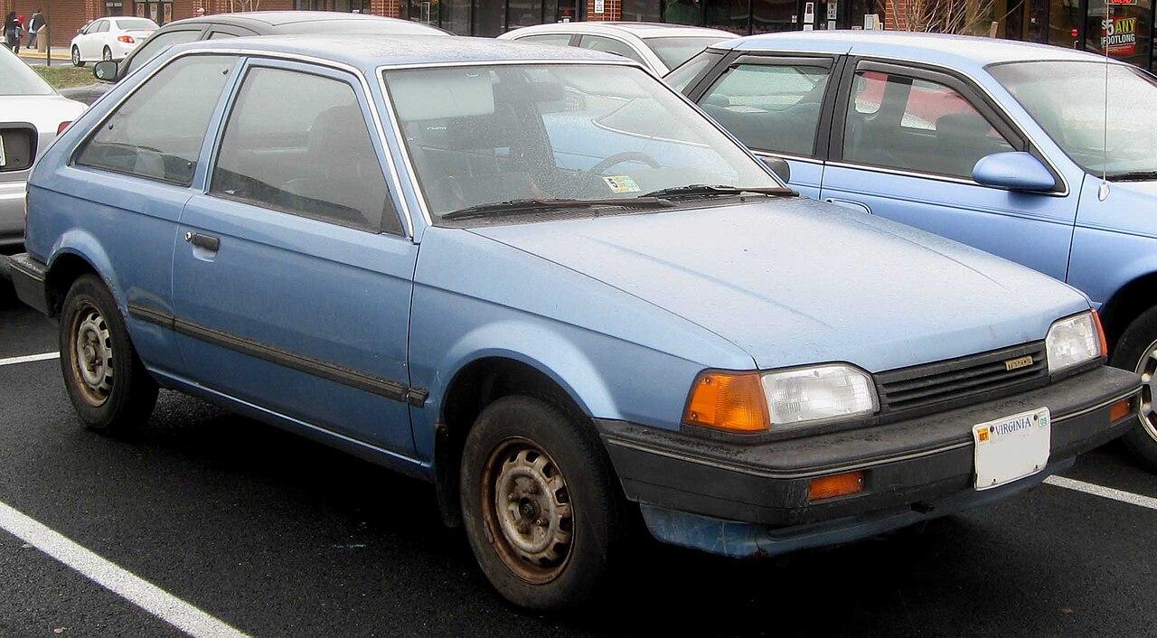 Suzuki Hatch