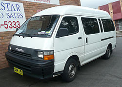 Hiace Commuter H100
