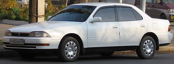 Toyota Camry The Reader Wiki Reader View Of Wikipedia