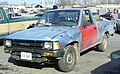 1990 Toyota HiLux Our Community Place Harrisonburg VA March 2009.jpg
